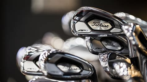 Tour Seeding Of The New Prototype Titleist 718