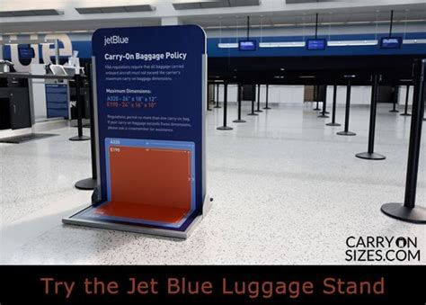 aircraft cabin luggage size jetblue carry on size limits restrictions guide 2019