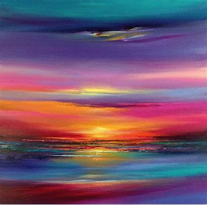 Abstract Painting Paintings Dreamscapes Sservices Mary