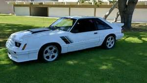 1982 Ford Mustang GT 5.0 Saleen inspired, 375 horsepower, fuel injected,30k inv for sale: photos ...