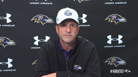 John Harbaugh's Injury Update on Brandon Williams And More ...
