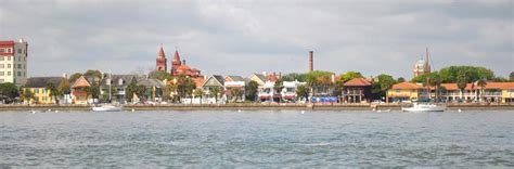 Boat Ride St Augustine by Getting Out On The Water With St Augustine Eco Tours