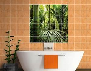 Stickers Salle De Bain Zen : sticker carrelage mural faience d co cuisine ou salle de bain bambous r f 839 ebay ~ Dode.kayakingforconservation.com Idées de Décoration