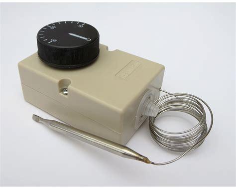 thermostat für heizung thermostat kapillar heizung regler ktw 30 90 176 c 230v 16a kontakt wechsler alfa pool solutions