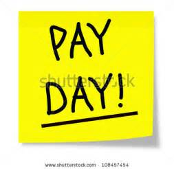 Pay Day Clip Art Free