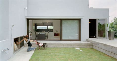 pet friendly home japanese architecture