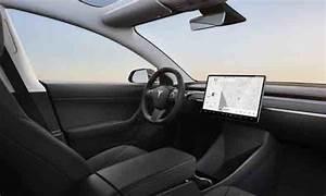 2021 Tesla Model 3 Interior | Tesla Car USA