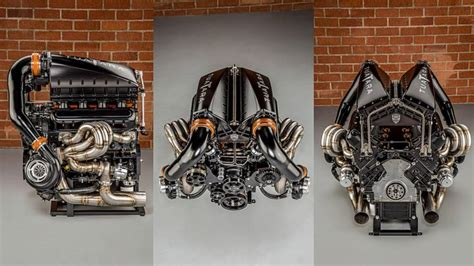 Ssc Tuatara Engine by Take A Look At The Ssc Tuatara S Beefy Engine