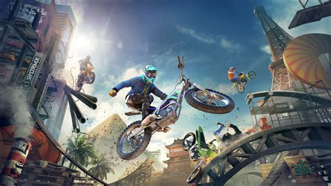 trials rising  game wallpapers hd wallpapers id