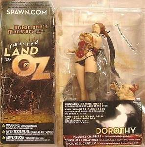 McFarlane's Monsters - Series 2 (Twisted Land of Oz) - Dorothy