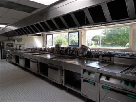 cours cuisine la rochelle une cuisine nouvelle génération pour le lycée hôtelier de