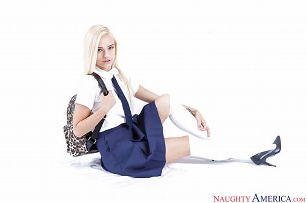 #Non #Nude #Babe #Alex #Grey #Shedding #Schoolgirl #Uniform #To