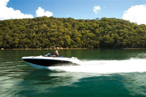 Scarab Boats 195 Review by Scarab 195 Ho Review Trade Boats Australia