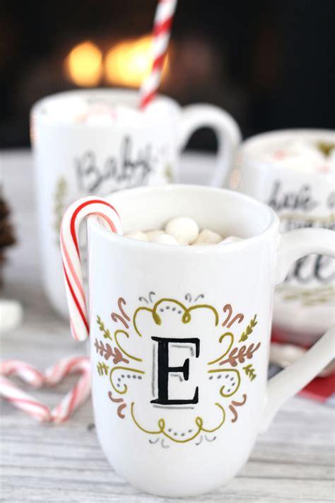 gifts for designers diy mug gifts using paintedbyme bake at home ceramics