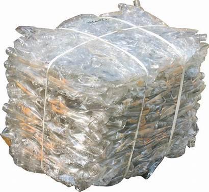 Pet Bale Plastic Waste Bottles Compaction Ratio