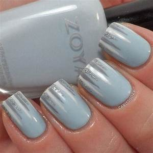 35 winter inspired nail designs that are as beautiful as