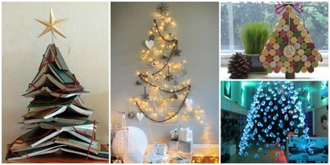 20+ Unique Diy Christmas Tree Ideas And Projects Anyone