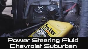How To Change Power Steering Fluid In Reservoir On