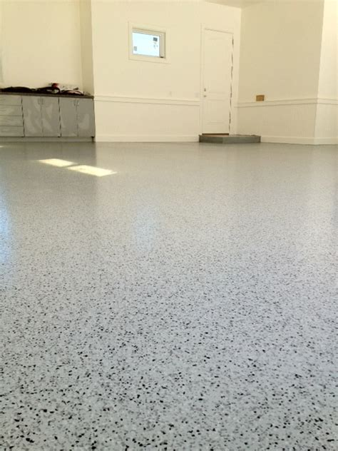 What Is A Floor Technician by Quality Pro Garage Floor Light Gray Tech