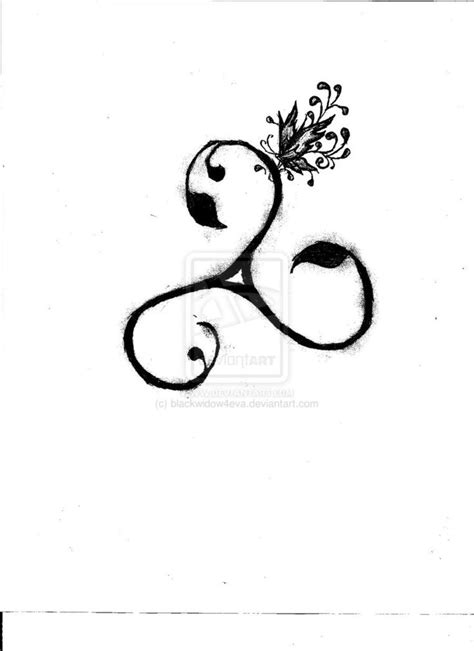 triskele tattoo ideas  pinterest triskele
