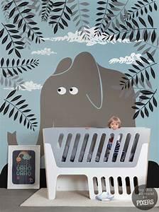 Papier Peint Bébé Garcon : papier peint enfant archives le blog d co de mlc ~ Nature-et-papiers.com Idées de Décoration