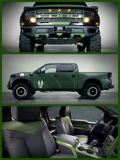 Ford Raptor Halo 4