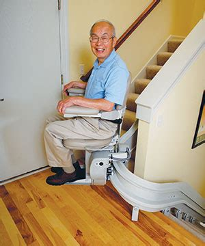 Curved Rail Stair Lifts, A4 Access