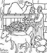 Nativity Coloring Scene Pages Printable Manger Precious Moments Simple Christmas Easy Cool2bkids Cutouts Figures Sheets Jesus Scenes Getcolorings Unique Mythology sketch template