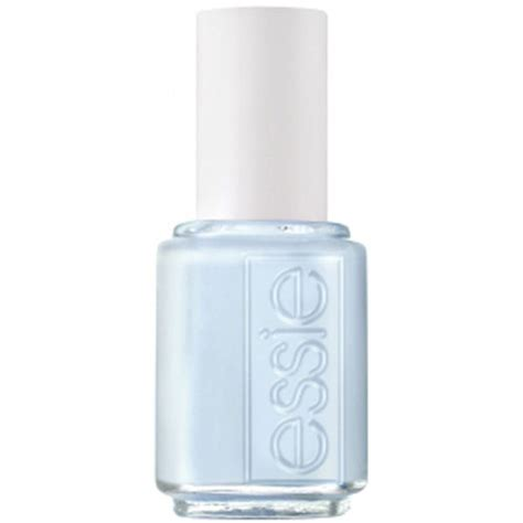 essie light blue essie borrowed blue nail 15ml free shipping