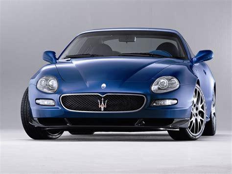 2006 Maserati Gransport Mc Victory Conceptcarzcom