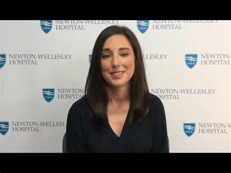 Ainsley McCowan, MD - Newton Wellesley Hospital - YouTube