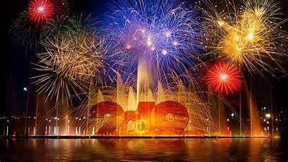 Fireworks Celebration Background 720p Hdv