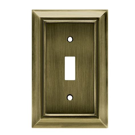 brass light switch covers cool antique brass pushbutton