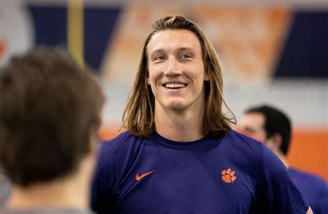 Maybe you would like to learn more about one of these? Trevor Lawrence's wife shares photos from their wedding weekend