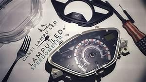 Ganti Led Speedometer Supra X 125 R