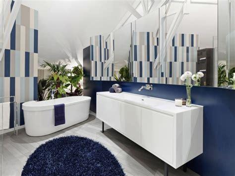 Moderne Badezimmer Blau by Badezimmergestaltung Ideen Die Gerade Voll Im Trend Liegen