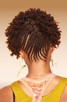 Black Hairstyles With Twists In The Front by 119 Best Cornrows Twist And Protective Styles Images On