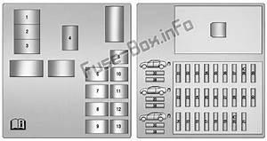 Fuse Box Diagram Cadillac Cts  2008