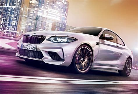 Leaked The 2019 Bmw M2 Competition Bimmerfile