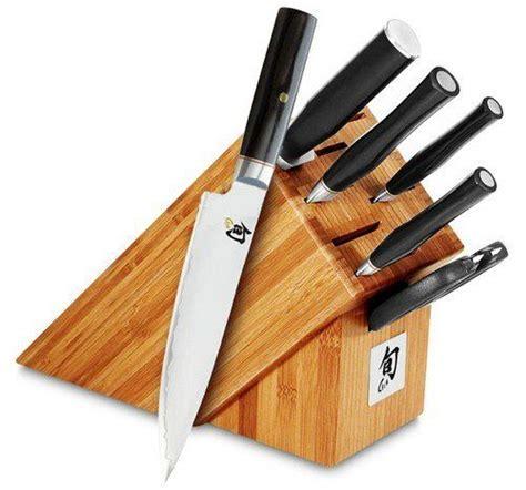 knives kitchen shun