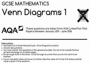Venn Diagram Practise Questions