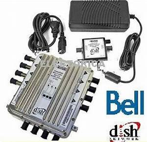 Dpp44 Bell Express Vu Multi Switch Dp Lnb Satellite Dish