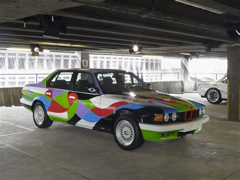 Bmw Celebrates 40 Years Since Its First Art Car 29 Photos