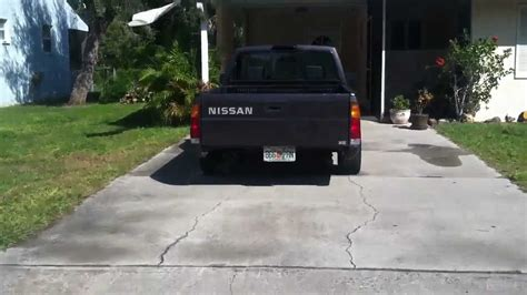 stanced nissan hardbody stanced hardbody youtube