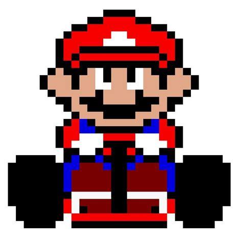 8bit Mario Kart By Killdoser666 On Deviantart