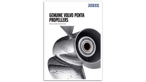 Volvo Penta Propellers by Duoprop Hekaandrijving Volvo Penta