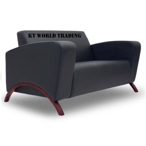 Office Settee Furniture by Kt9955 2 Sofa Settee Office Furniture Malaysia Selangor