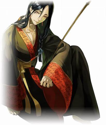 Grace Valhalla Jiang Ziya Characters