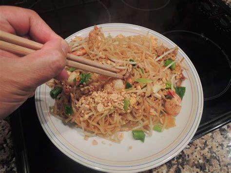 cuisine thaie recettes de pad de le canard du mekong