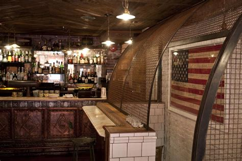 Tiny Bar by Tiny S And The Bar Upstairs The Greenwich Hotel The
